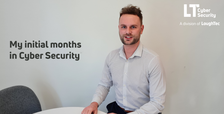 My Initial Months in Cyber Security - Jonathan Adams